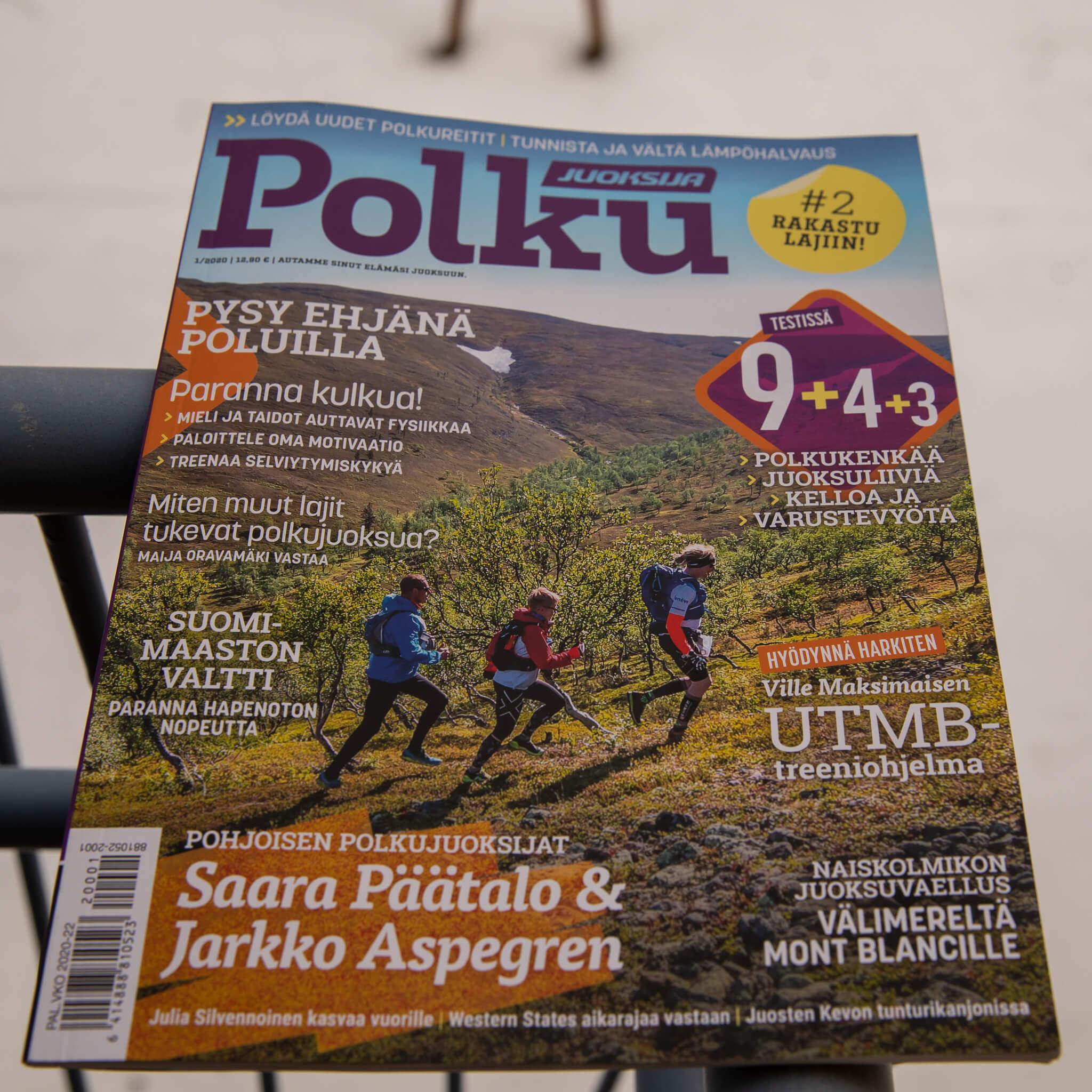 Polkujuoksija-lehti 1/2020